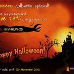 Make Your Halloween More Special with 25% Discount on Invoicera's Paid Plans