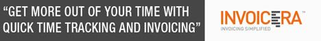 Track time via Time-sheets