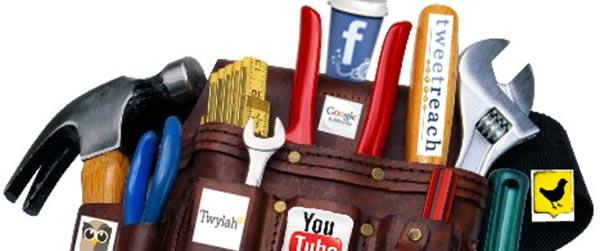 social media tools 2014