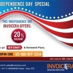 Invoicera: Independence Day Special Offer