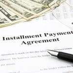 How to request for a partial payment installment agreement?
