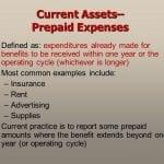 Prepaid Expenses Vs Accrued Expenses