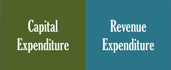 Capital vs Revenue Expenditure