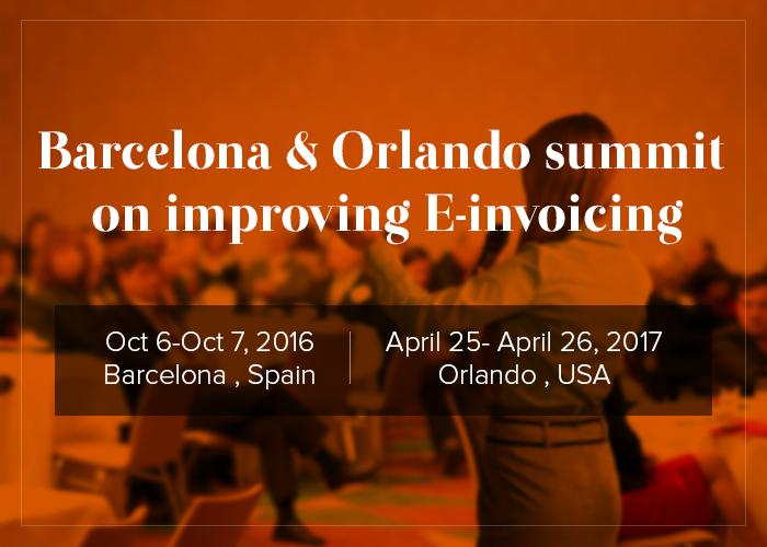 summit on improving e-invoicing