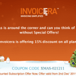 Enjoy This Festive Season With Invoicera's Special Discount Offer on Paid Plans