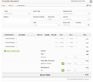 Improve your already created Invoices