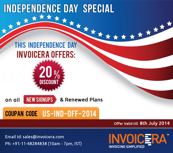 Independence day 2014 discount