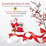 Christmas Offers at Invoicera