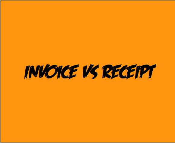 Invoice-Vs-Receipt