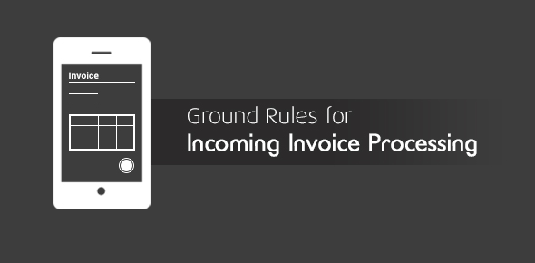Incoming Invoice Processing