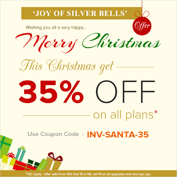 Invoicera Christmas Offer