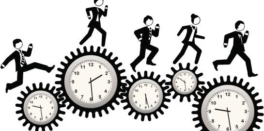 Employee-time-sheets