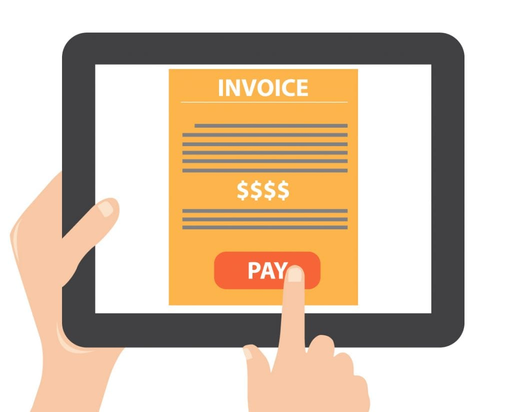 electronic invoice software