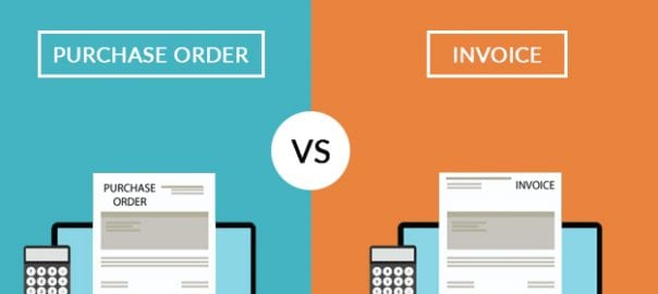 purchase order invoice
