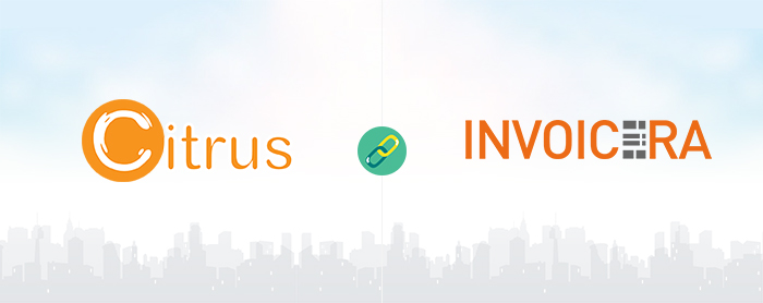 CitrusPay integrated with Invoicera