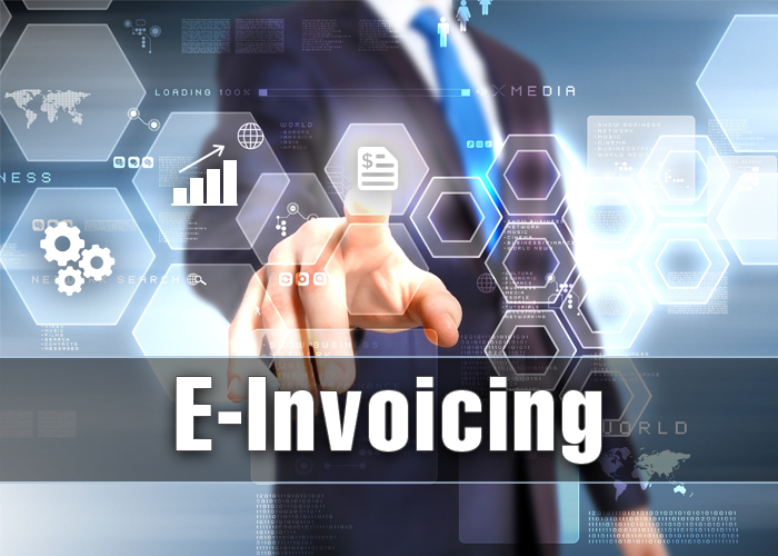 australia electronic invoicing