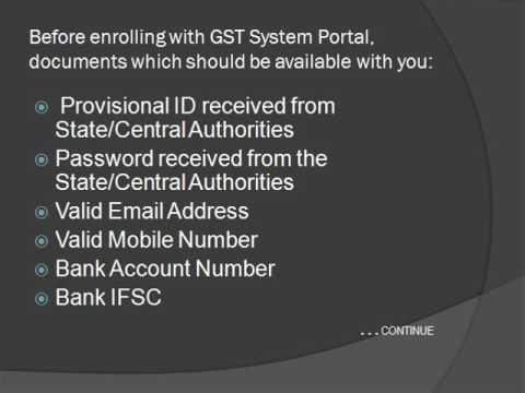 gst invoice india