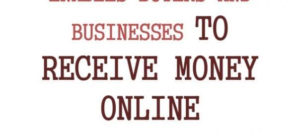 receive payments onlinee