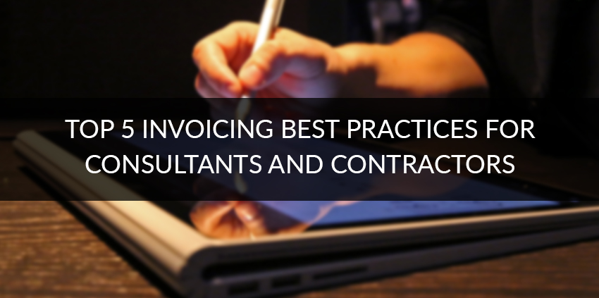 Online Invoice Software For Consultants And Contractors Best Practices - Best invoicing software