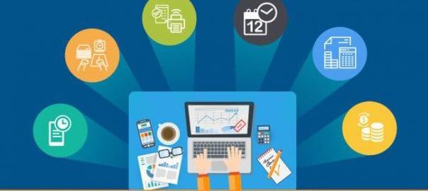 online invoice management
