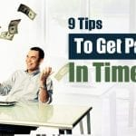 9 Tips to Deal with Overdue invoices