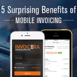 5 surprising benefits of Mobile invoicing