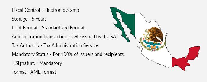 e-invoicing in mexico