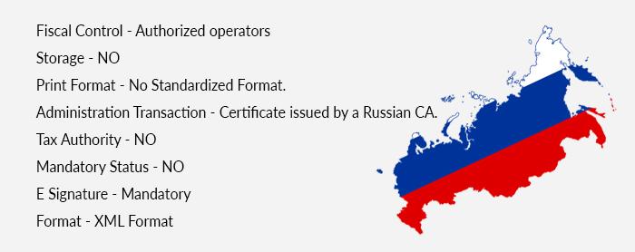 e-invoicing in russia