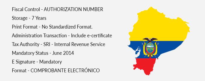 e-invoicing in ecuador