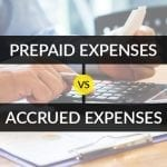 Prepaid Expenses Vs Accrued Expenses