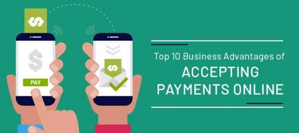 receive online payment