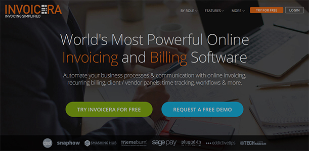 send invoices online