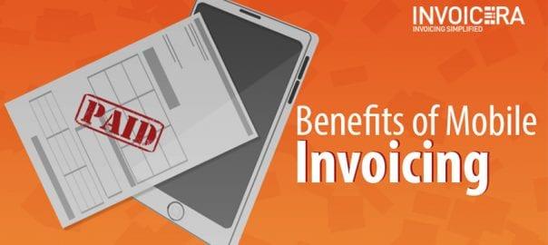 Mobile-invoicing