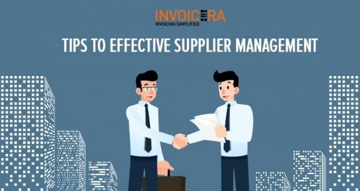 supplier-relationship-management