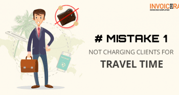 how much to charge for travel time
