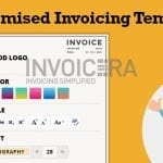 Invoice Template Customization- The Business World's Need!