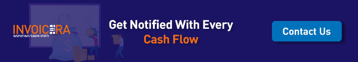 get notified with each cash flow