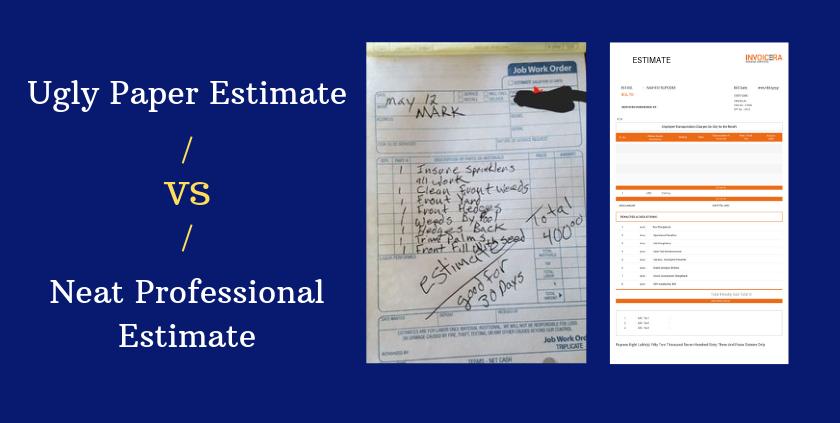invoice and estimate software