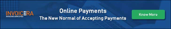 Accept Payments Online easily with Invoicera Online Payment systems