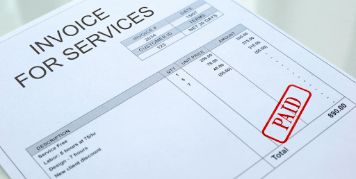 how to make service invoices and get paid faster