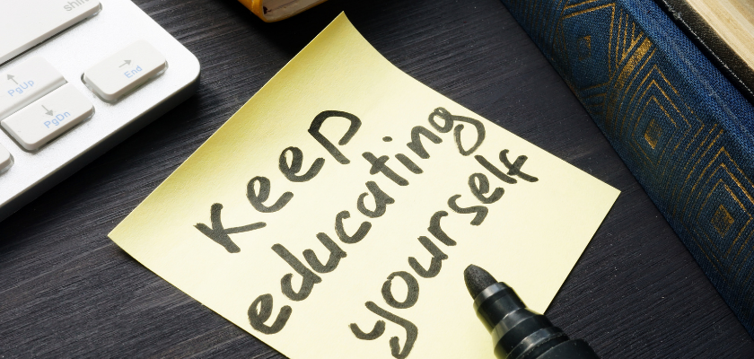 Educate Yourself for better finance management