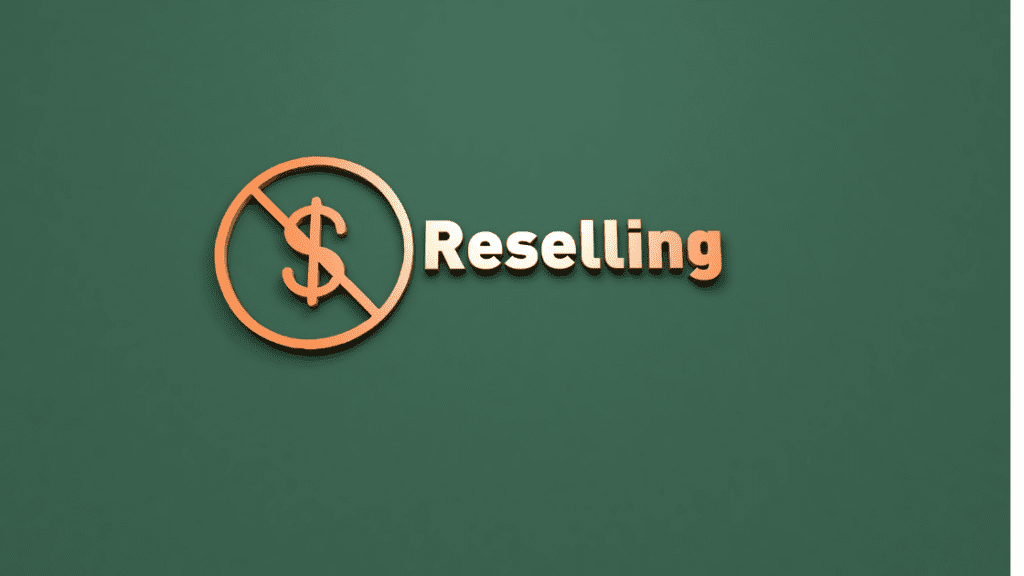 Reselling
