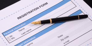Get a Tax registration certificate