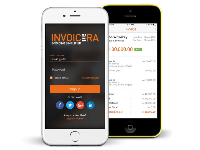 Best Invoice App For Ios IPhone Invoicing App - Ios invoice app