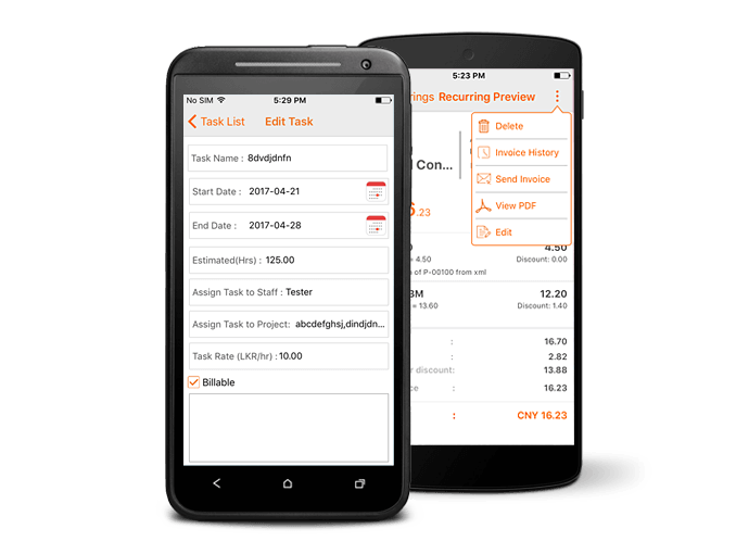 best invoice app for android