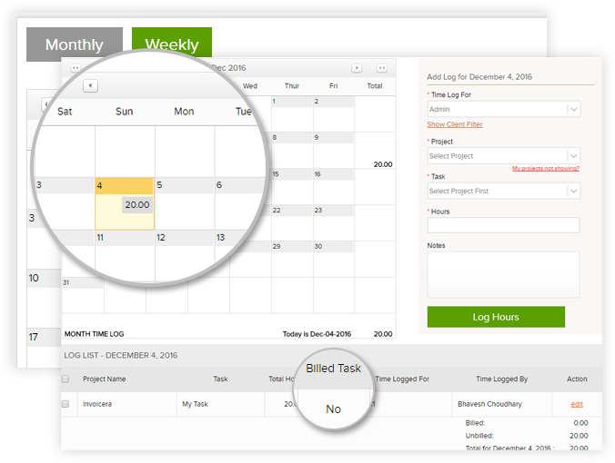 Convenient Invoicing System