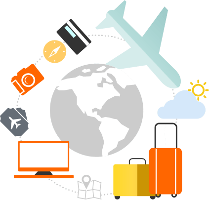 Travel Agent Invoice - Image